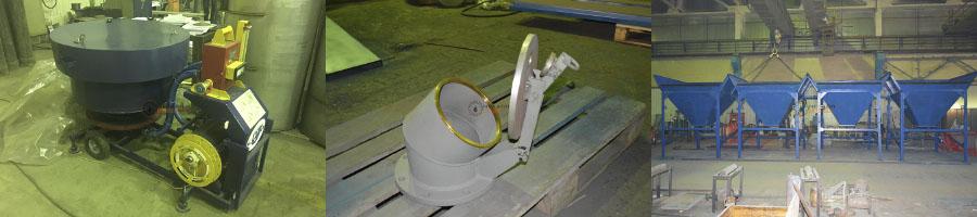 Производство резервуарного оборудования