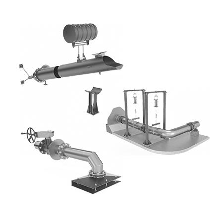 Оборудование для слива налива