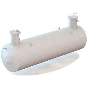 Емкость подземная дренажная ЕП-40, ЕПП-40