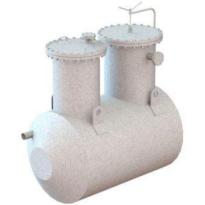 Емкость подземная дренажная ЕП-5, ЕПП-5
