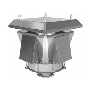 Клапан дыхательный совмещенный КДС-1500/350